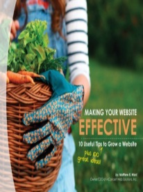 Making Your Website Effective