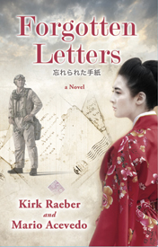 Forgotten Letters ebook cover