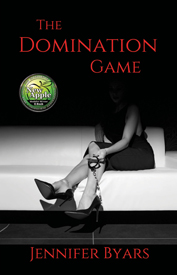 New domination game book ebook cover
